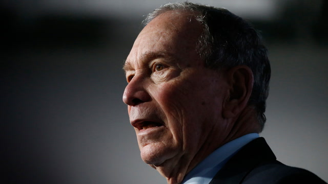 What Mike Bloomberg has said about stop-and-frisk
