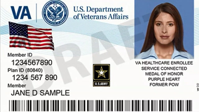 VA to issue new ID cards to veterans