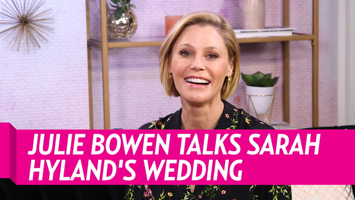 Julie Bowen 'Can't Wait' for Sarah Hyland's Wedding to Wells Adams: 'It's Going to Be So Beautiful'