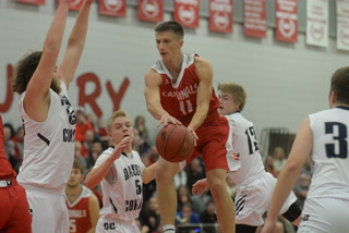 WCT Sports Show: Boys hoops All-Area Watch List