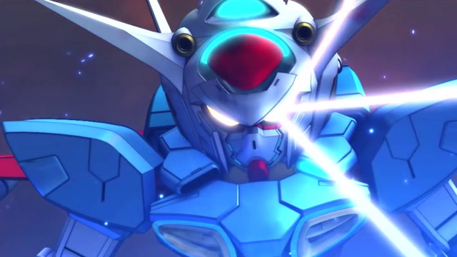 SD Gundam G Generation Cross Rays - DLC 2 Trailer