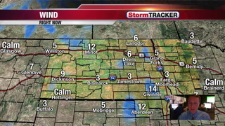 Patchy Fog this Morning