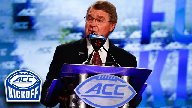 Commissioner Swofford: ACC Building Strong Foundation | ACC Kickoff