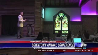 Leaders of ND meet in Fargo to discuss future of ND downtowns