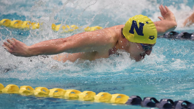 Navy's Bailey named Patriot League Male Scholar-Athlete of the Year