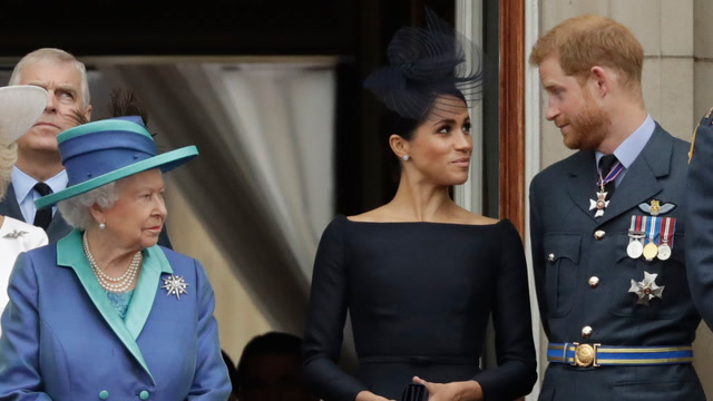 Here's what to know about Harry and Meghan's 'step back' from royal duties