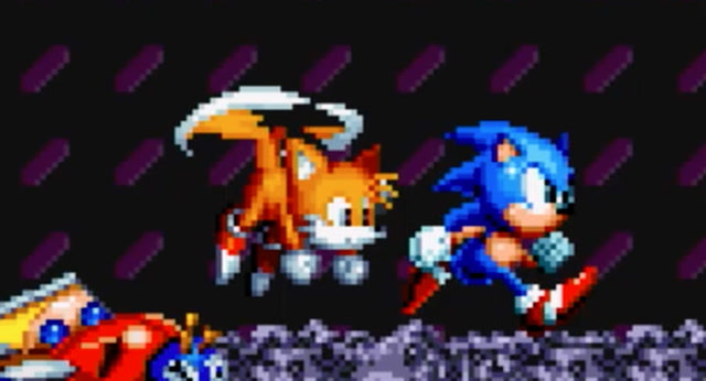 Sonic Mania - Beating Flying Battery