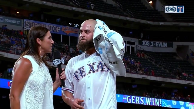 Mike Napoli has 5 RBI night, leads Rangers in win over White Sox