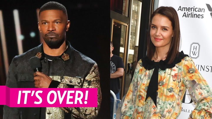 Why Katie Holmes Ended Relationship With 'Disrespectful' Jamie Foxx