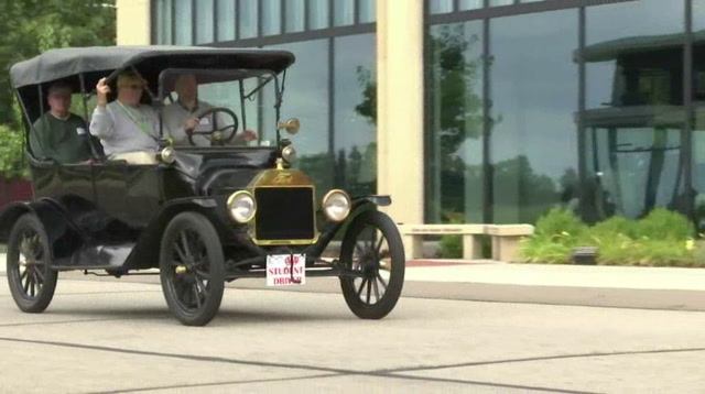 Museum Brings Model T Driving to the Masses