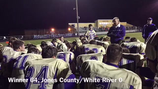 VIDEO: Winner vs. Jones County/White River highlights