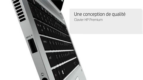 HP EliteBook 1040 G3 Notebook PC 30 Second Product Demo - French
