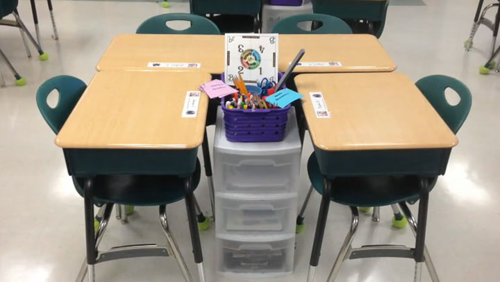 Want to Avoid Classroom Interruptions? Try Rearranging Desks (Video)