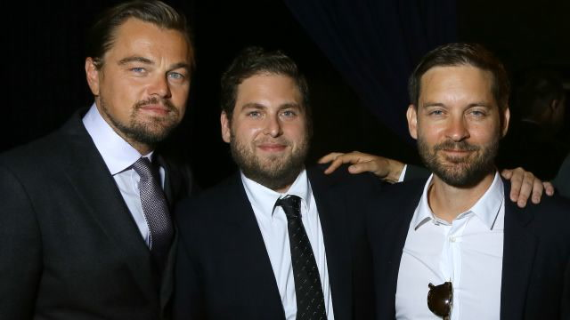 A Guide to Leonardo DiCaprio's Famous Best Friends
