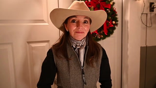 Cowboy Christmas Country Holiday Gathering