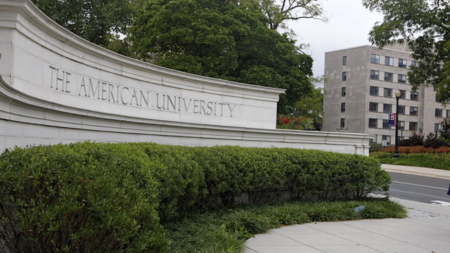 A timeline of racially charged incidents at American University
