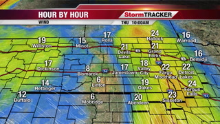 StormTRACKER Weather: Breezy Today & Tomorrow