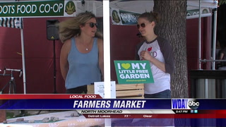 New farmers market, a big hit
