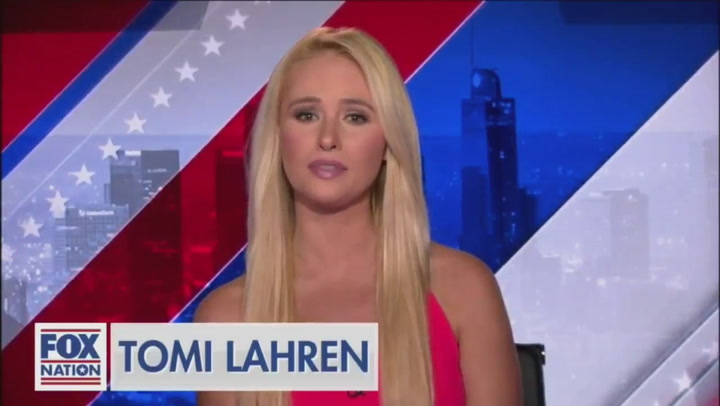 Fox Nation Host Tomi Lahren Touts Straight Pride Parade Run by Far-Right Extremists