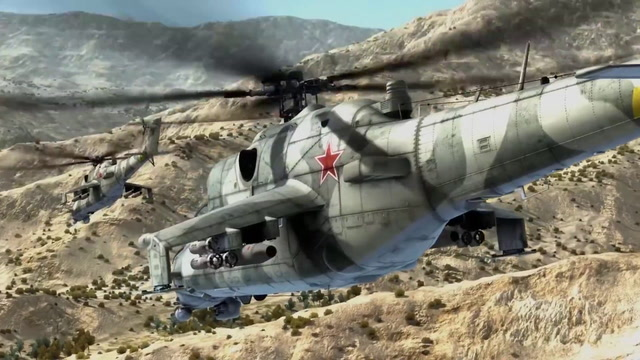 Air Missions: Hind - Gameplay Trailer
