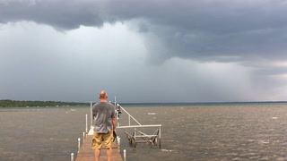 Sunday Storm across northern lakes area