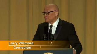 President Barack Obama roasted at final Correspondents dinner