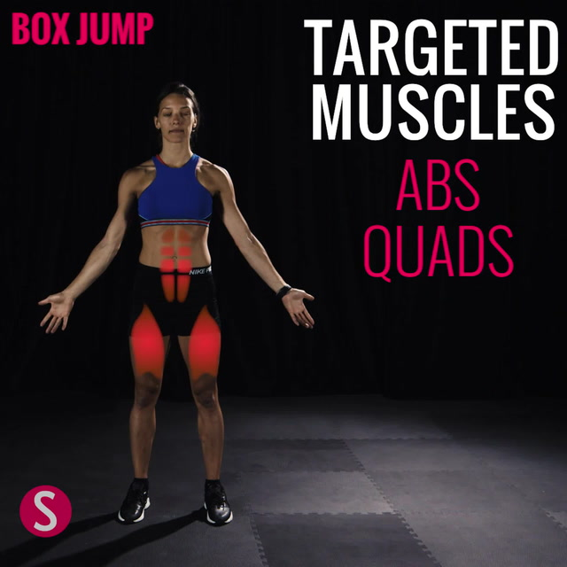 Moves and Muscles: Box Jump
