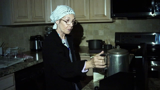 How the elderly and ill are coping with California's blackouts