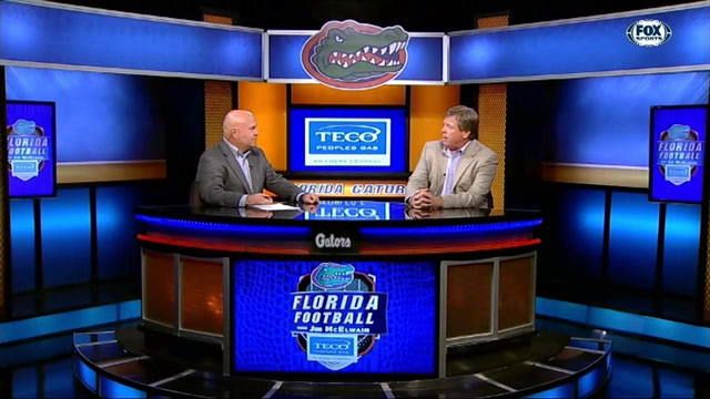 Jim McElwain on Gators' bye week plans ahead of Georgia game