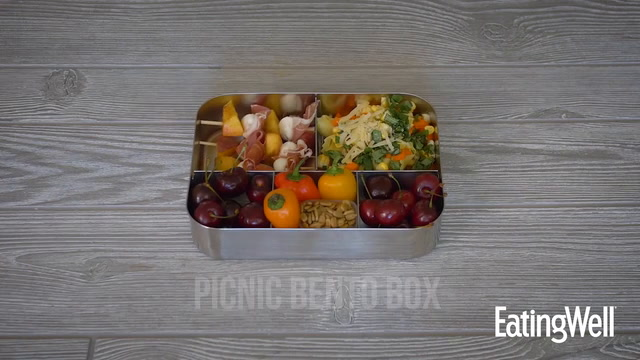 How to Make a Picnic Bento Lunch