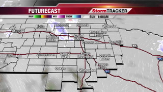 StormTRACKER Weather Forecast Tonight