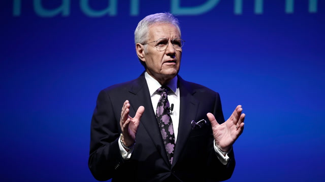 'I'm going to fight this': Alex Trebek says he has pancreatic cancer