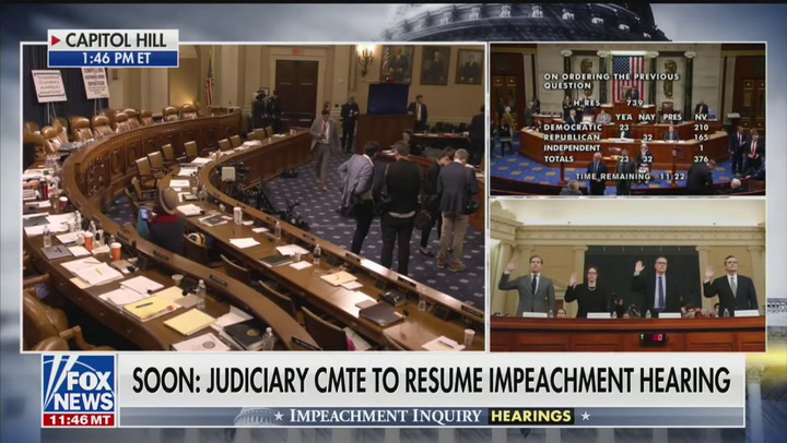 Fox News Legal Analysts: GOP Impeachment Witness Jonathan Turley Is 'Simply Wrong'