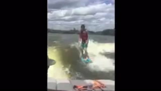 Wakeboarding Clip