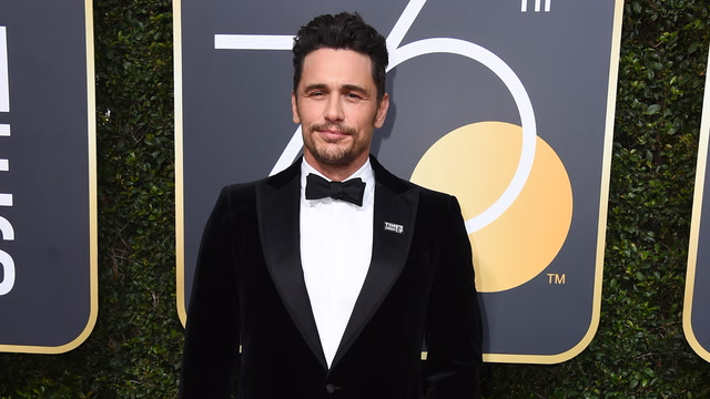 Actor James Franco denies sexual misconduct allegations