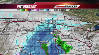 Wintry Weather Possible Today through Tomorrow Morning
