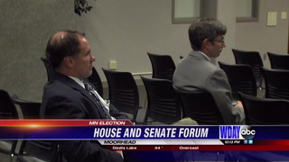 Forum for local candidates held Tuesday