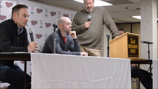 Manager Paul Molitor stresses defense at Twins Winter Caravan