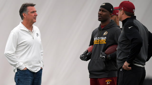 Redskins' Allen says team will hire top personnel soon