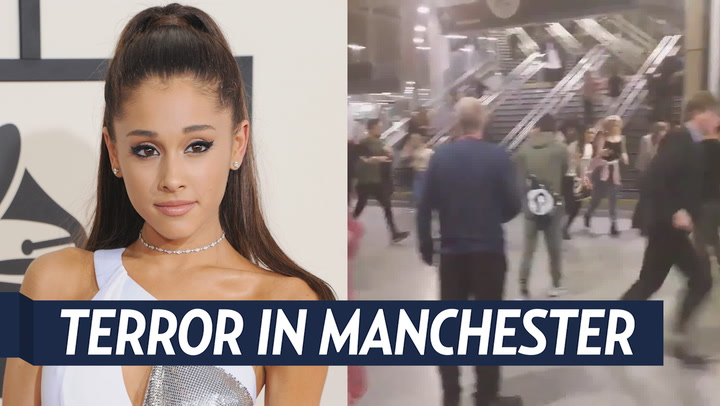 Fatalities Reported Following Explosions at Ariana Grande's U.K. Concert