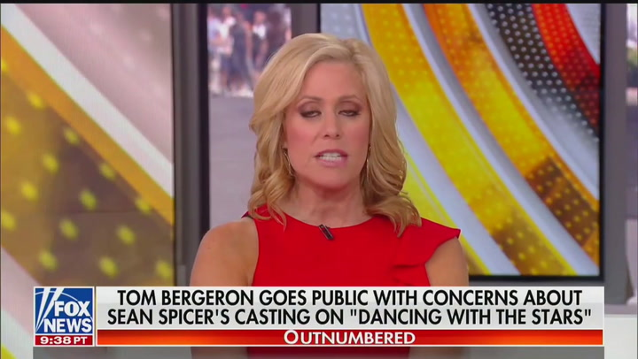 Fox News Hosts Rally to Sean Spicer's Side: He 'Just Let Him Dance!'