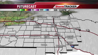 StormTRACKER Sunday Forecast: Mostly Cloudy