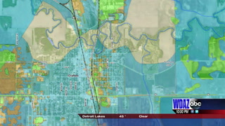 Flood diversion project aims to remove entire city of Grafton from flood plain