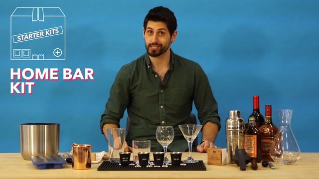 Starter Kits - Home Bar Kit