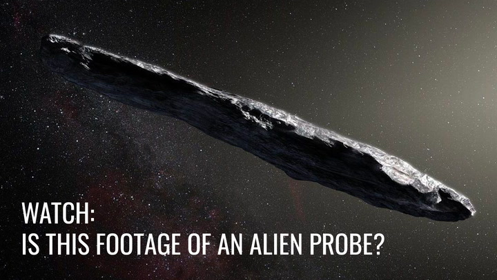 SETI Finds Evidence to Disprove Theory That 'Oumuamua Is an Alien Probe