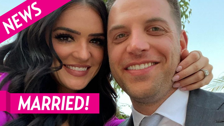 'Bachelor in Paradise' Couple Raven Gates and Adam Gottschalk Are Officially Married