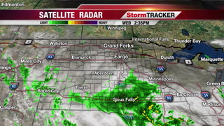StormTRACKER Midday Wednesday Update
