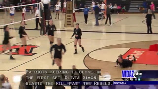 Minnesota volleyball: Win-E-Mac falls to DGF