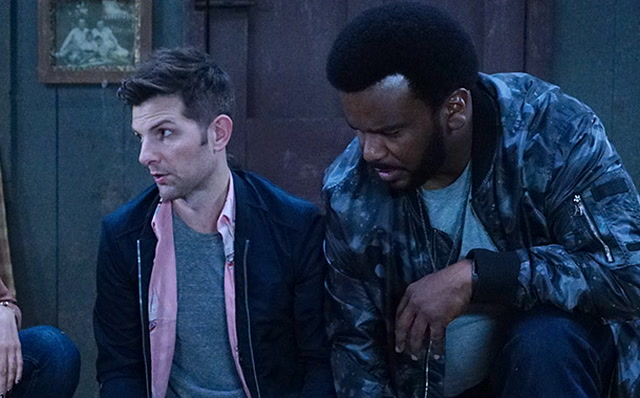 Fox Announces Return Of Adam Scott And Craig Robinson Comedy Ghosted