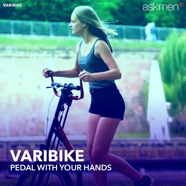 Varibikes Let You Pedal With Your Arms
